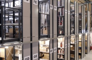 Heavy duty shelving by Storage Systems