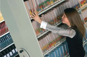 Office shelving supplier Gloucestershire