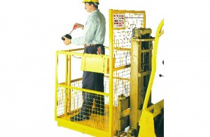 Storage Systems fork lift cages