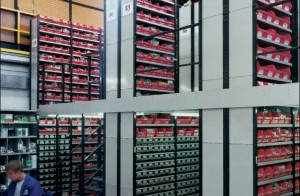 Heavy duty shelving supplier