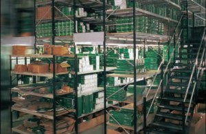 Warehouse storage supplier