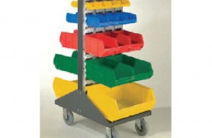 Gloucestershire - Small Parts Storage trolley