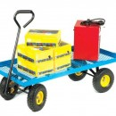 Storage Systems range of platform trucks