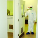 Clean room partitioning